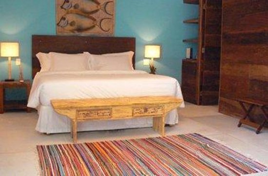 Villa Rasa: Deluxe Room