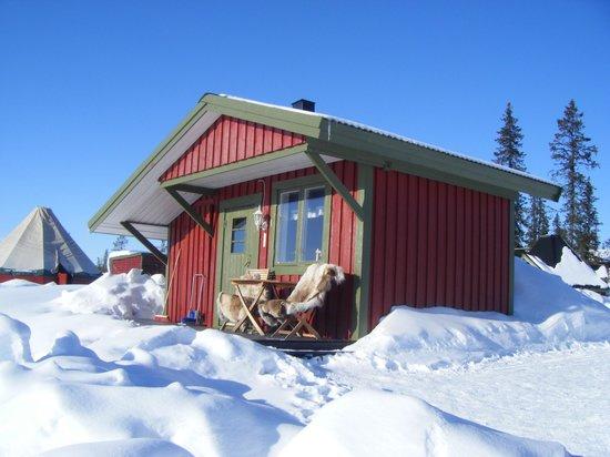 Camp Alta: Châlet isolé!