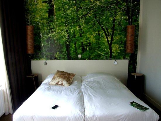Conscious Hotel Museum Square: camera da letto matrimoniale standard