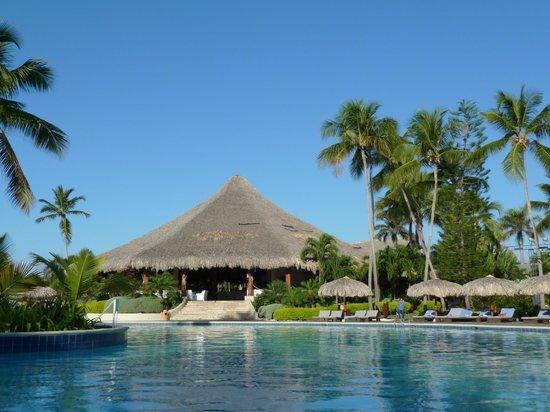 Club Med Punta Cana: Main Pool & Bar