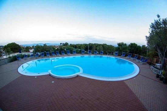 Park Hotel Cilento : piscina