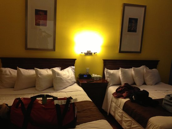 Sohotel: Twin Room