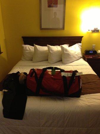 Sohotel: Bed