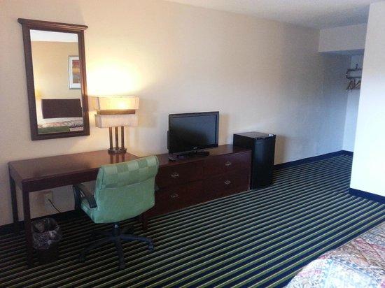 Econo Lodge Evansville: Guest Room
