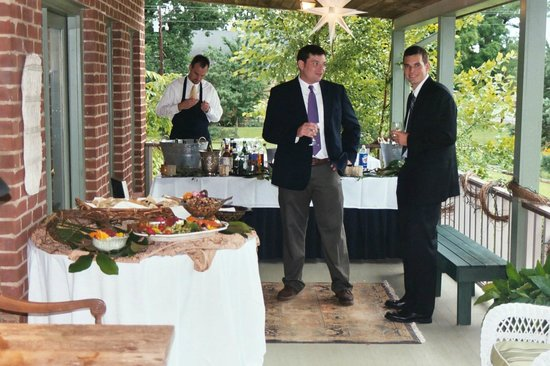 Festive party at Monteagle Inn & Retreat Center