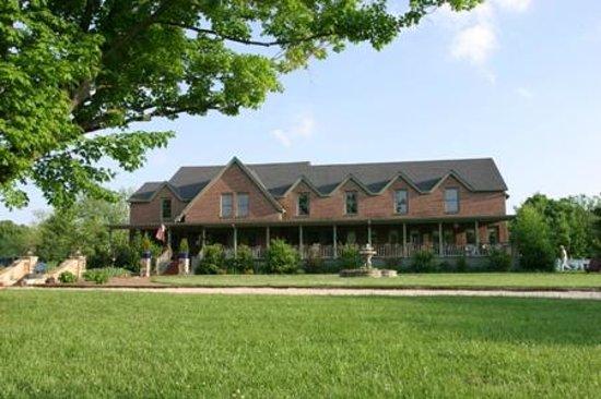 Select Registry property; Monteagle Inn & Retreat Center