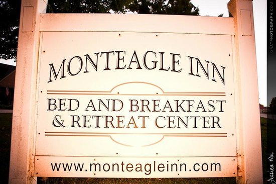 Monteagle Inn & Retreat Center : Finally, you have arrived! We are glad that you are here with us.