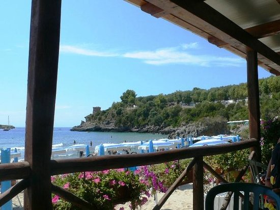 Park Hotel Cilento: spiaggia la Calanca