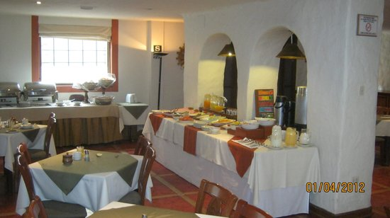 San Agustin International Hotel: Comedor