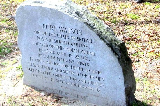Summerton, Carolina del Sur: SCDAR granite marker
