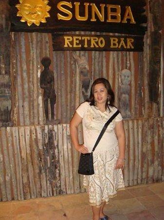 Sunba Retro Bar