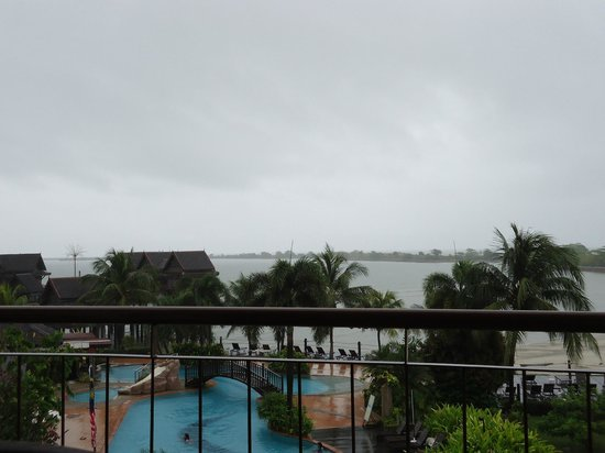 Langkawi Lagoon Resort: from my room