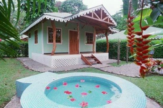 Ciudad Perdida Eco Lodge: Caribbean House