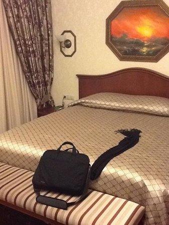 Hotel Green Line Samara: Спальня