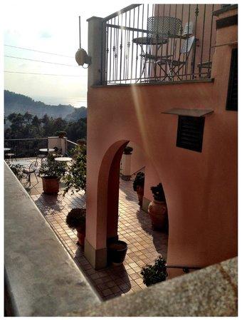 Hotel Al Terra di Mare: View from hotel