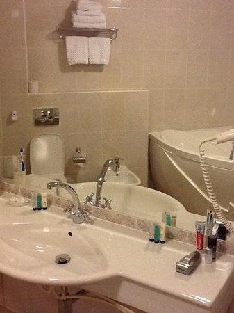 Hotel Green Line Samara: Ванная комната