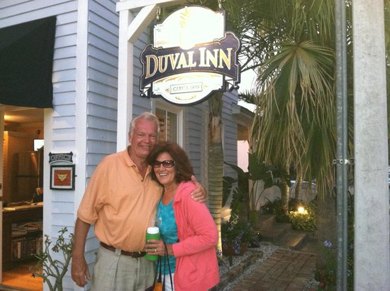 The Duval Inn: Having fun in Key West at the Duvall Inn