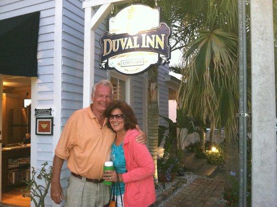 The Duval Inn: Having fun in Key West at the Duvall Inn