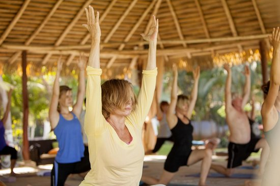 Bahia del Sol Beach Front Boutique Hotel: Free Yoga Classes for our guests