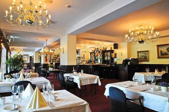 Fletcher Hotel-Restaurant De Hunzebergen: Restaurant