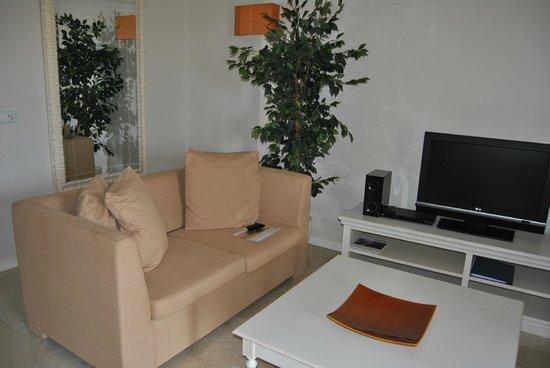 Monte Santo Resort: salon