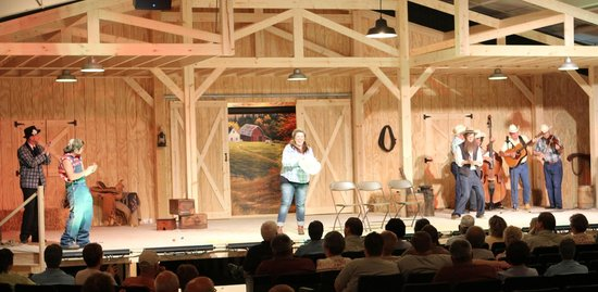 The Amish Country Theater: Professional Theater