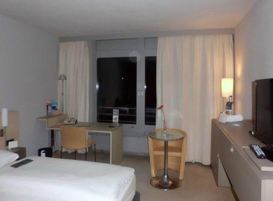 Atlantic Hotel Universum: Zimmer