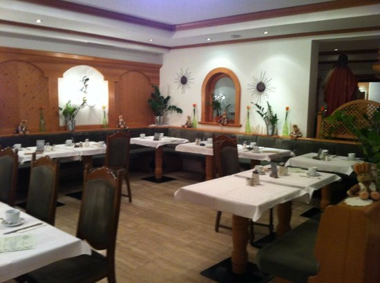 Hotel Stadt Wien: Dining room