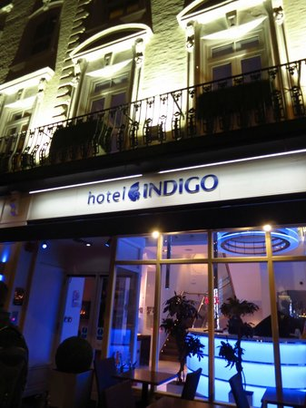 Hotel Indigo London-Paddington: Hotel Entrance