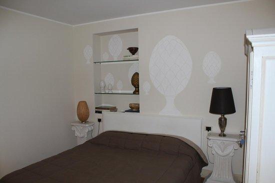 B&B Corte delle Pigne: Rondella bedroom