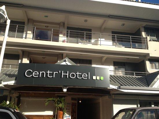 Le Centr'Hotel : centr'hotel