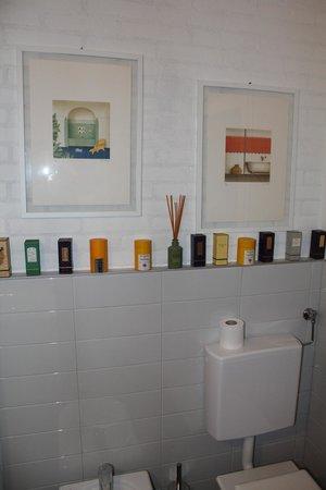 B&B Corte delle Pigne: Bathroom