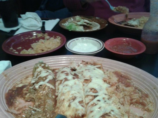 Mexican Food In Greencastle