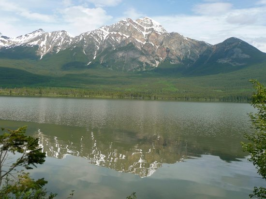 Pyramid Lake Resort: amazing views