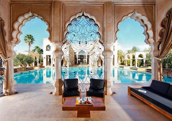 Palais Namaskar : Suite Namaskar Terrace