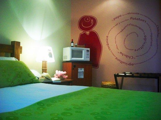Casa Hotel Zuetana: Habitacion Boyaca