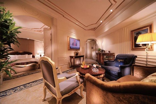 Legendale Hotel Beijing: Junior Suite