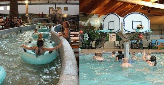 Three Bears Resort: Lazyriverandactiviotypool