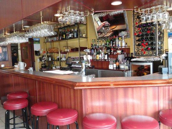 Romero's Restaurant : Bar