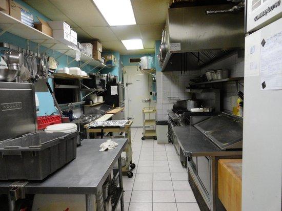 Romero's Restaurant : Kitchen