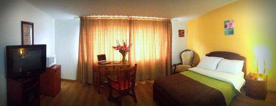 Casa Hoteles Zuetana: Habitacion
