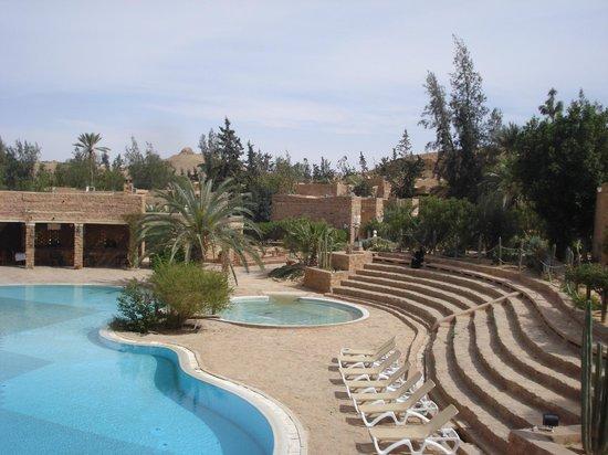 Sangho Privilege Tataouine : piscine