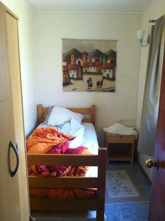 Viento Norte: other room,1 bed 6sqm