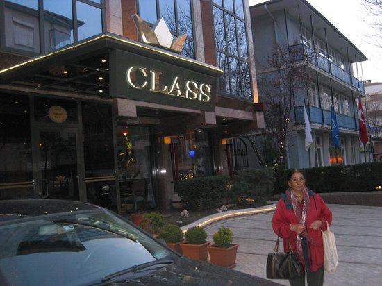 Class Hotel: The Hotel