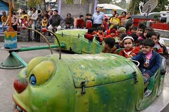 Appu Ghar Amusement Park Photo