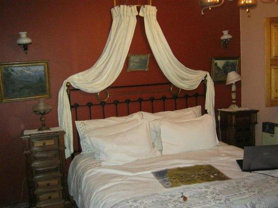 Hotel Vendimia: room