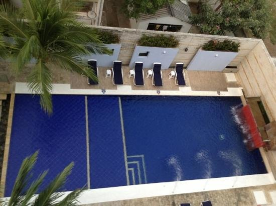 Santorini Hotel Boutique Santa Marta: :)