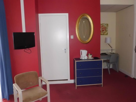 BEST WESTERN Hotel Petit : Zimmer