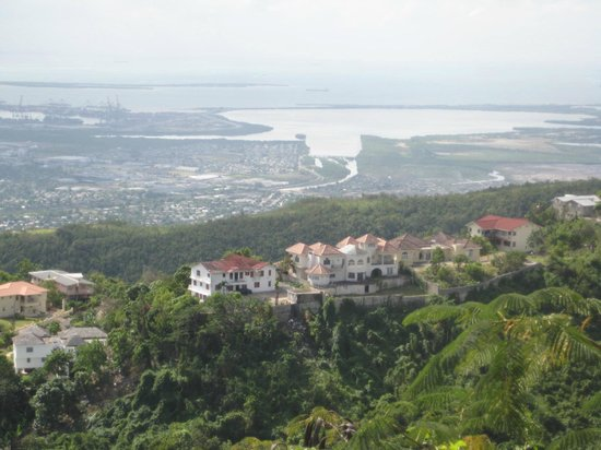 Couples Tower Isle: Kingston view from Red Hills