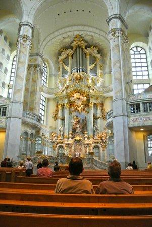 Frauenkirche: Ohne Worte